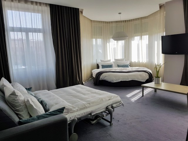 Ljubljana hotel review: cubo
