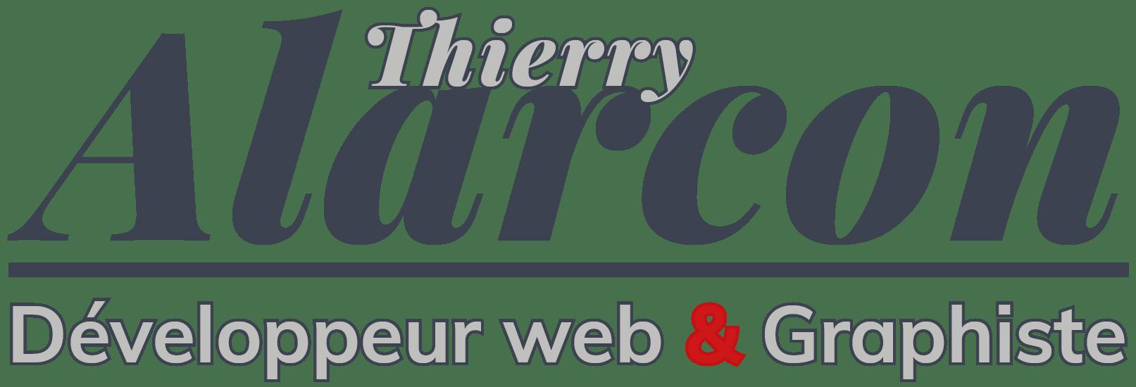 Thierry Alarcon Développeur Web