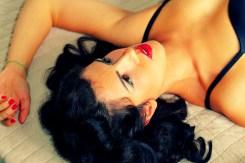 // Model Book // Cristina //