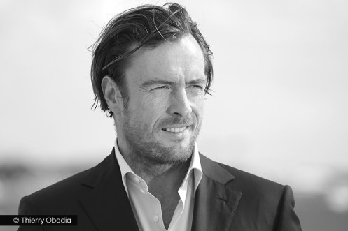 Toby Stephens // MIPCOM