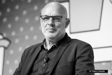 Cannes Lions 2016 // BRIAN ENO