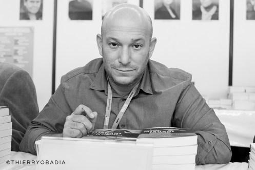 Dror Mishani // Festival du Livre Mouans Sartoux 2016