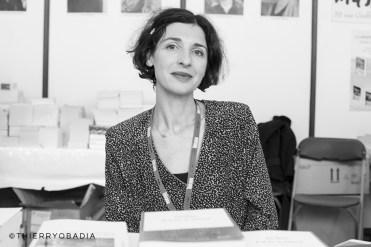 Laurence Tardieu // Festival du Livre Mouans Sartoux 2016