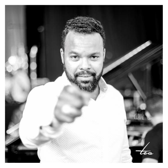 Myles Sanko // Nice Jazz Festival 2017