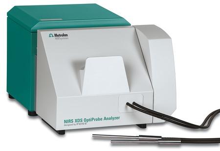 máy phân tích phổ cận hồng ngoại transmission optiprobe