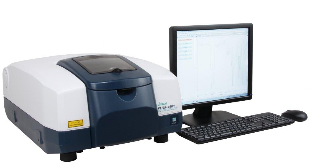 máy quang phổ hồng ngoại chuyển đổi ftir jasco 2