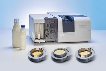 máy mpa ii bruker ft nir phân tích các sản phẩm từ sữa