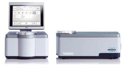 máy tango bruker quang phổ cận hồng ngoại ft nir