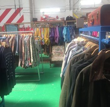 Why YOU should be buying vintage clothes