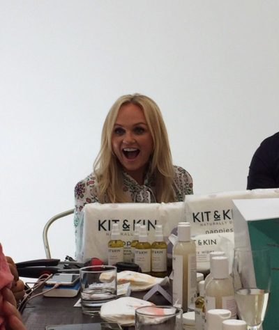 Emma Bunton, from Spice Girl to co-founder of Kit & Kin