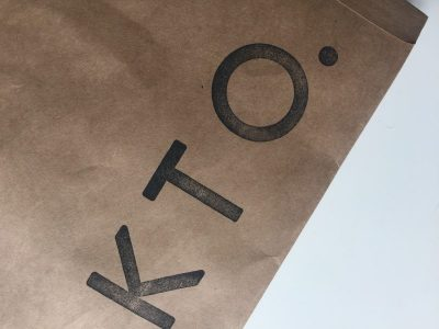 Minimalist Eco-friendly Packaging from Know The Origin