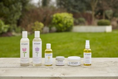 Find out about Emma Bunton's brand: Kit & Kin