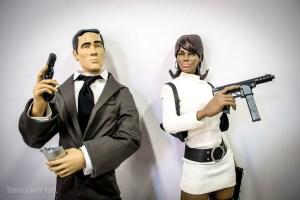 Thingergy Archer and Lana Dolls