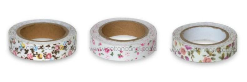 fabric tape cotton candi