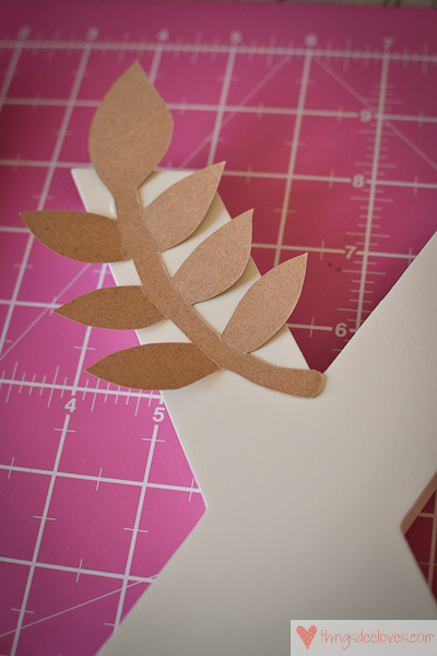 paper flower letters-4