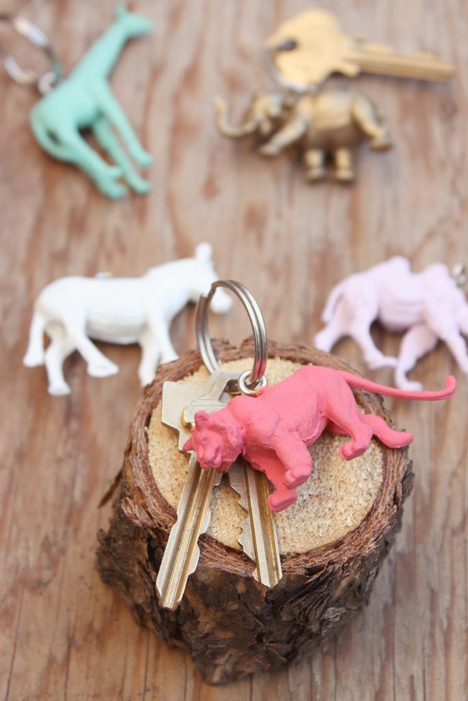 animal keychain #thingsdeeloves 2