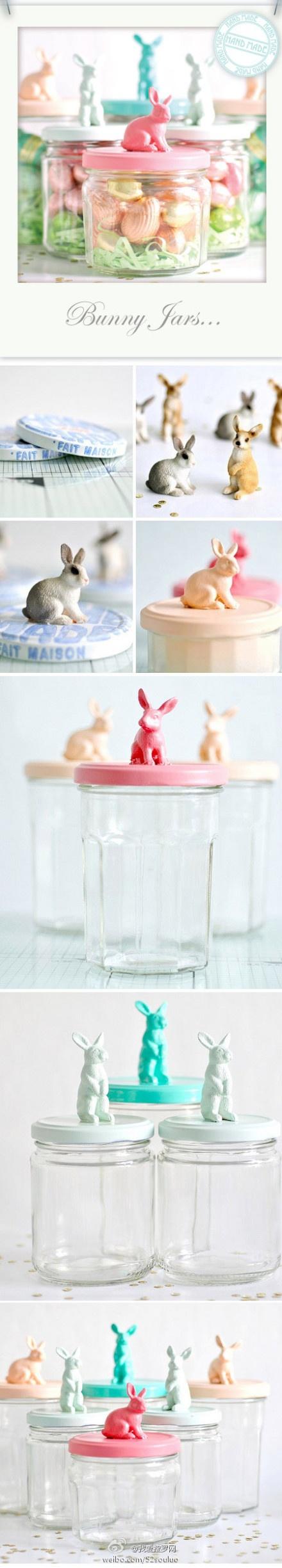 bunny jars 1