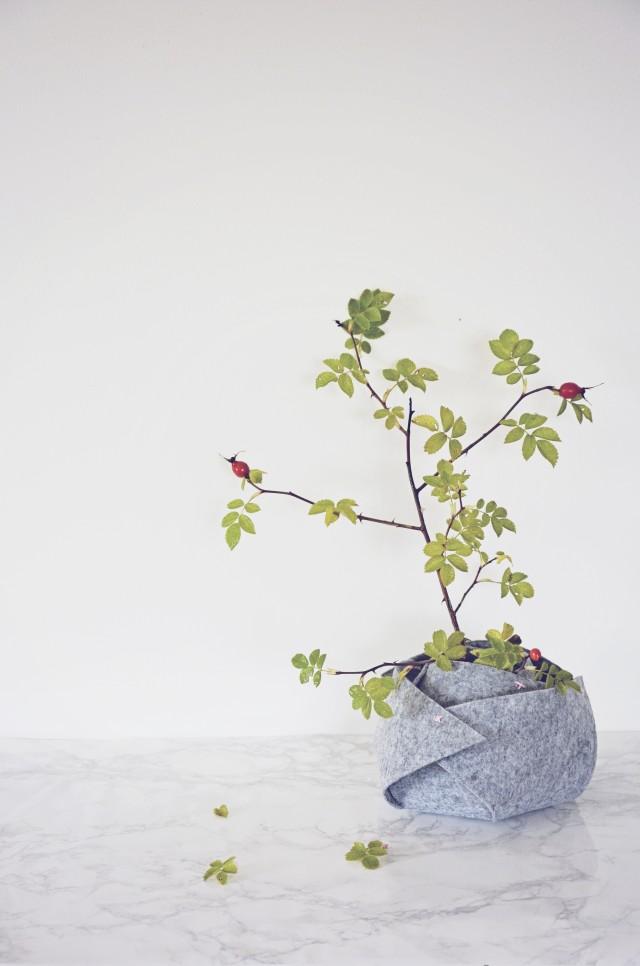 rosebud bowl