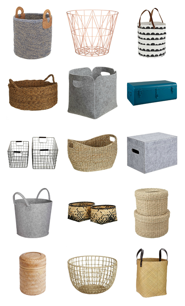 storage baskets 1