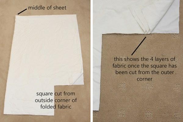 sheet corner