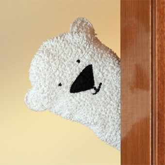 Easy Polar Bear Glove Puppet