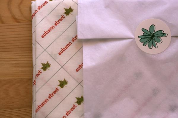 Spoonflower Labels
