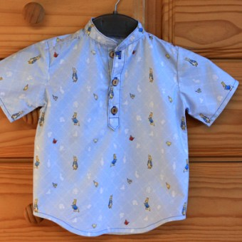 Prepster Pullover aka 'The Peter Rabbit Shirt'