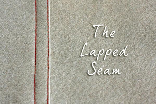 Lapped Seam