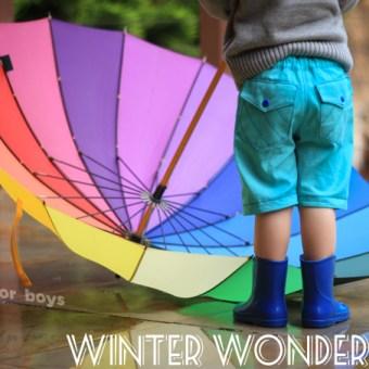 Winter Wonderland Pattern Tour