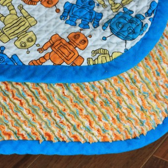 The Chenille Quilt