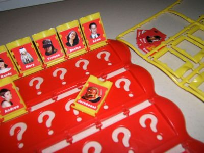 Personalised Guess Who Game