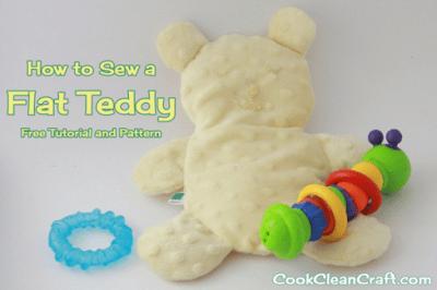 Flat Teddy
