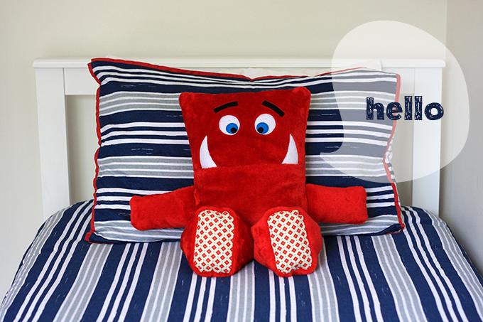 PJ Eater Cushion