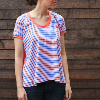 Perfect Pattern Parcel – Summer Concert Tee