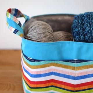 Noodlehead Divided Basket