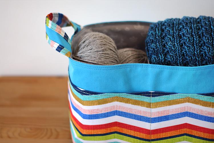 Noodehead Basket