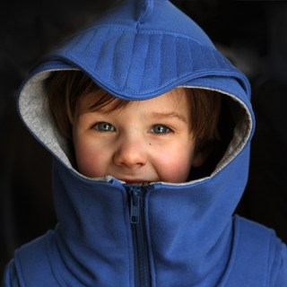 Perfect Pattern Parcel: Knight Hoodie