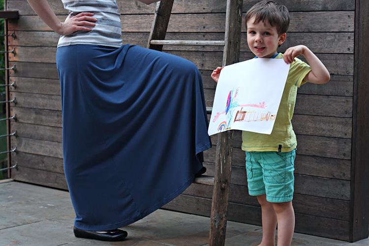 Syrah Skirt