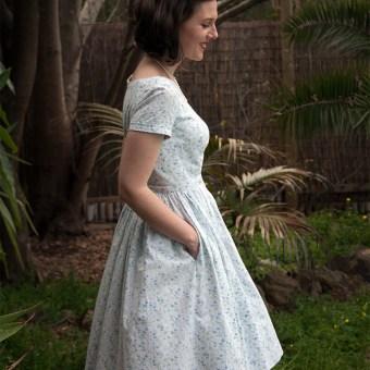 Vintage Weigels 2063 Dress