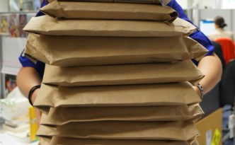 Mailouts!