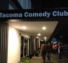 Tacoma Comedy Club - We Laughed and Loved it!