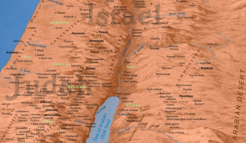 Map Of Israel Old Testament Times Full HD MAPS Locations Another - Map of old testament israel