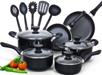 Cook N Home 15-Piece Set