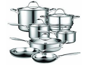 Cooks Standard NC-00232 Induction Cookware Set