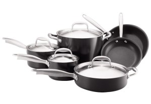 Best Titanium cookware - Anolon Hard Anodized
