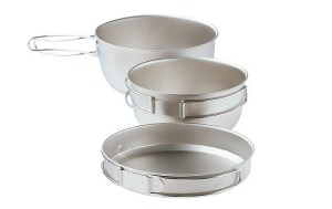 Best Titanium Cookware for outdoor - Snow Peak