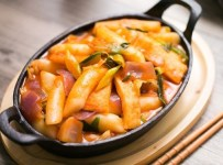 Tteokbokki Korean Spicy Rice Cake