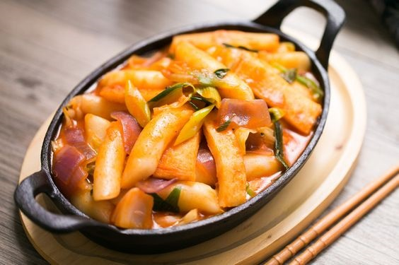 How To Make Tteokbokki