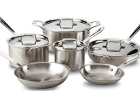All-Clad D5 - Review on the Cookware Set