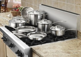 5 Best Stainless Steel Cookware You Can Trust: Reviews 2017